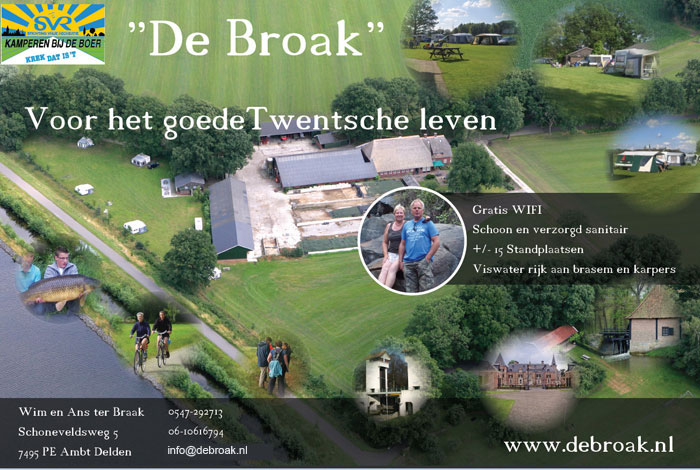 SVR camping de Broak